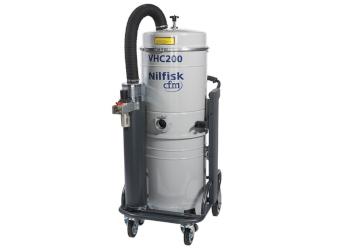 Przemysłowy odkurzacz pneumatyczny Nilfisk VHC200