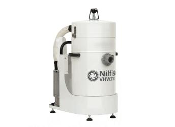 Odkurzacz do przemysłu spożywczego i farmaceutycznego Nilfisk VHW310
