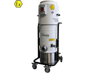 Przemysłowy odkurzacz antywybuchowy RGS A21MX1.3D
