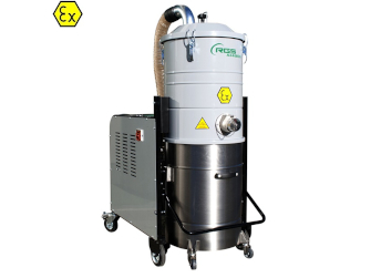 Przemysłowy odkurzacz antywybuchowy RGS A546KECOX1.3D