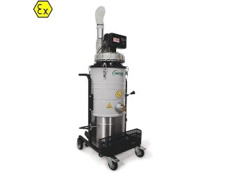 Przemysłowy odkurzacz antywybuchowy RGS A65X1.3GD