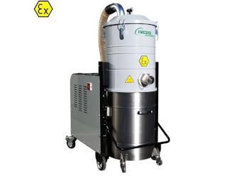 Przemysłowy odkurzacz antywybuchowy RGS A756KECOX1.3D