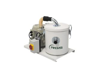 Odkurzacz do przemysłu spożywczego i farmaceutycznego RGS BA281