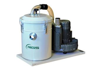 Odkurzacz do przemysłu spożywczego i farmaceutycznego RGS BA465